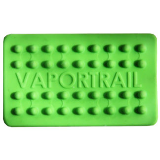 Vapor Trail Shelf Pad Green