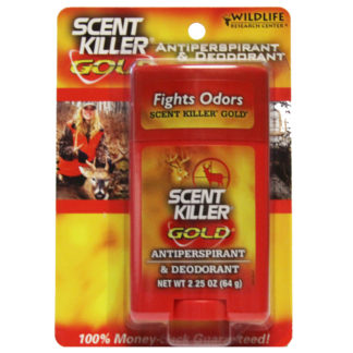 Wildlife Research Center Scent Killer Gold Antiperspirant Deodorant 1247