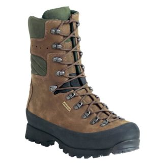 Kenetrek Boots Mountain Extreme 400 KE-420-400 Brown Insulated