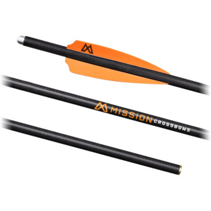 Mission Crossbow Bolts 22 Inch 3 Pack