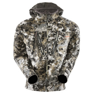 Sitka Gear Stratus Jacket Optifade Elevated II 50089-EV Widproof Windstopper
