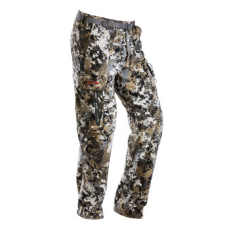 Sitka Gear Stratus Pant Optifade Elevated II 50090-EV Windstopper Windproof