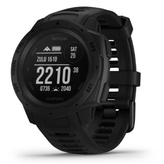 Instinct Tactical GPS Watch Black 010-02064-70