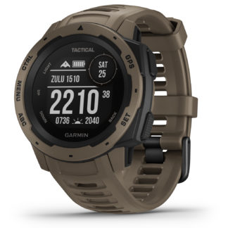 Instinct Tactical GPS Watch Coyote Tan 010-02064-71