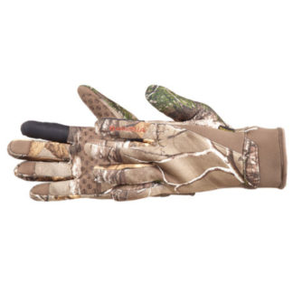 Manzella Coyote Touch Tip Hunting Gloves Realtree Xtra H141M