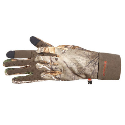 Manzella Ranger Touchtip Hunting Gloves Realtree Xtra