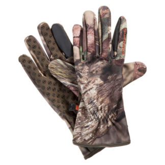 Manzella Whitetail ST Bow Touchtip Gloves Realtree Xtra