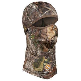 Scentlok Savanna Lightweight Headcover Face Mask True Timber