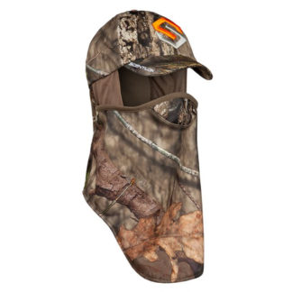 Scentlok Savanna Lightweight Ultimate Headcover Face Mask Mossy Oak Break-Up Country 87492