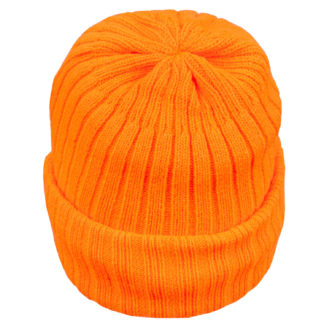 Scentlok Carbon Alloy Knit Cuff Beanie Blaze Orange 2105042-126