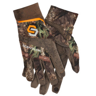 Scentlok Savanna Lightweight Shooters Glove Mossy Oak Break-Up Country 2105131-082