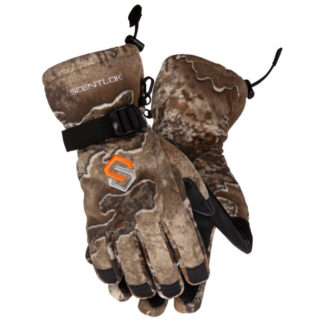 Scentlok BE1 Fortress Glove Realtree Excape Bowhunter Elite