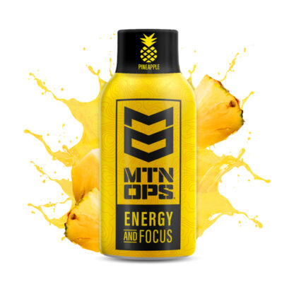 Mountain OPS Energy Shot Pineapple 2003-PA