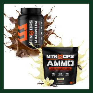 Mountain OPS Proteins & Meal Replacement