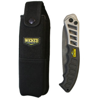 Wicked Tree Gear Sheath Pack Hand Saw WTG-005
