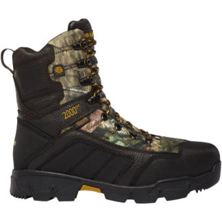 Lacrosse Footwear 566712 Cold Snap Mossy Oak Break-Up