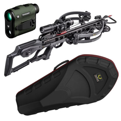 TenPoint Crossbow Vapor RS470 ACUslide Graphite CB20004-1399 with Range Finder