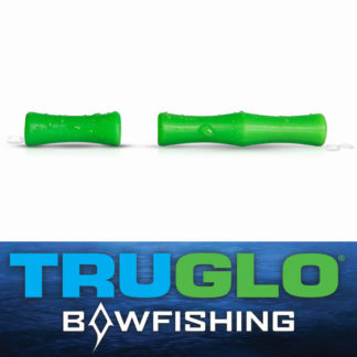 TruGlo String Finger Guards Green TG390G1