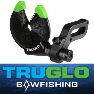 TruGlo Bowfishing EZ REST CONTAINED–BRUSH REST TG681B1