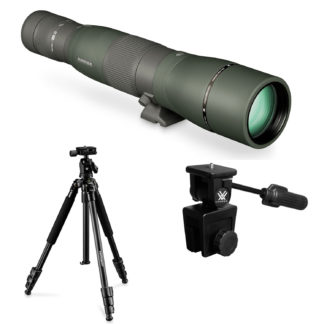 Vortex Razor HD 22-48x65wa Spotting Scope Straight RS-65S