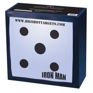 Big Shot Targets Iron Man X-Bow