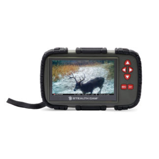 Stealth Cam SD Card Reader Viewer STC-CRV43X