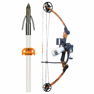 AMS Bowfishing Hooligan Bow and Kit Right Hand B805-RH