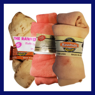 Assorted Flavored Rawhide