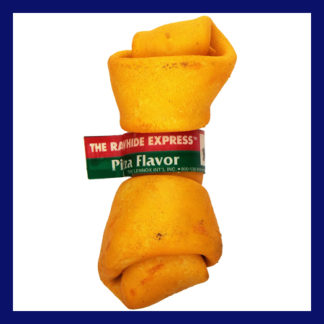 Pizza Flavored Rawhide