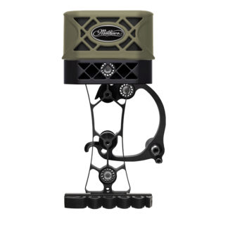 Mathews Archery Quiver Green Ambush 6 Arrow 80407