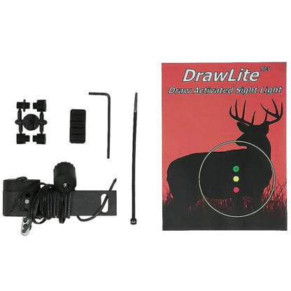 NXT Outdoors DrawLite Draw Activated Sight Light