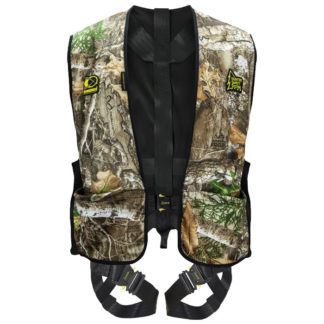 Hunter Safety System TreeStalker II Harness with ELIMISHIELD Realtree TREE-R