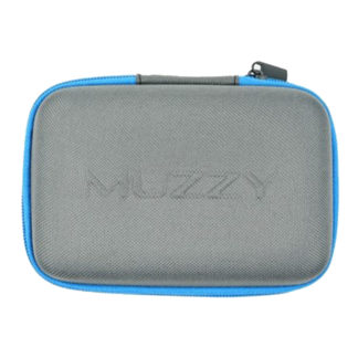Muzzy Broadheads and Accessory Case 601