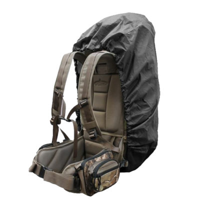 Sportsmans Outdoor Products Hydro Shell Storm Backpack Cover Large Black HH24LGCM