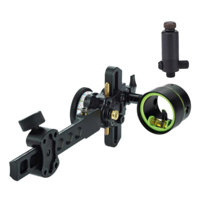 HHA Sports Tetra Max Tournament 1 Pin Sight Left Hand TMX-TE-5519 LH
