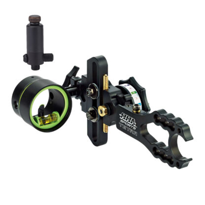 HHA Sports Tetra 1 Pin Dial Sight Right Hand TTR-5519