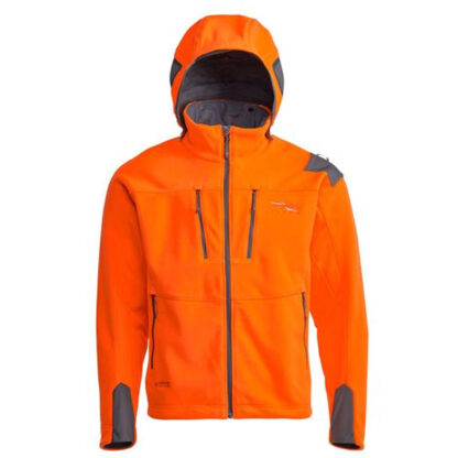 Sitka Clothing Stratus Jacket Blaze Orange