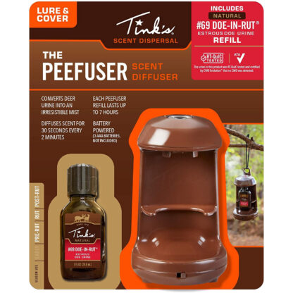 Tinks 69 Doe-in-Rut PeeFuser Scent Diffuser W5886