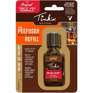 Tinks 69 Doe-in-Rut PeeFuser Scent Diffuser Refill W5887