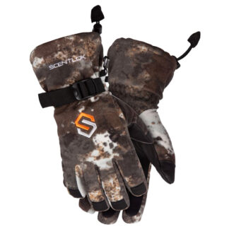 Scentlok BE1 Fortress Glove True Timber 02 Whitetail Bowhunter Elite 2110632-204