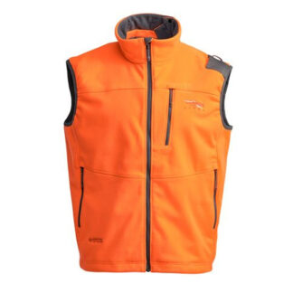 Sitka Gear Stratus Vest Blaze Orange 50243-BL