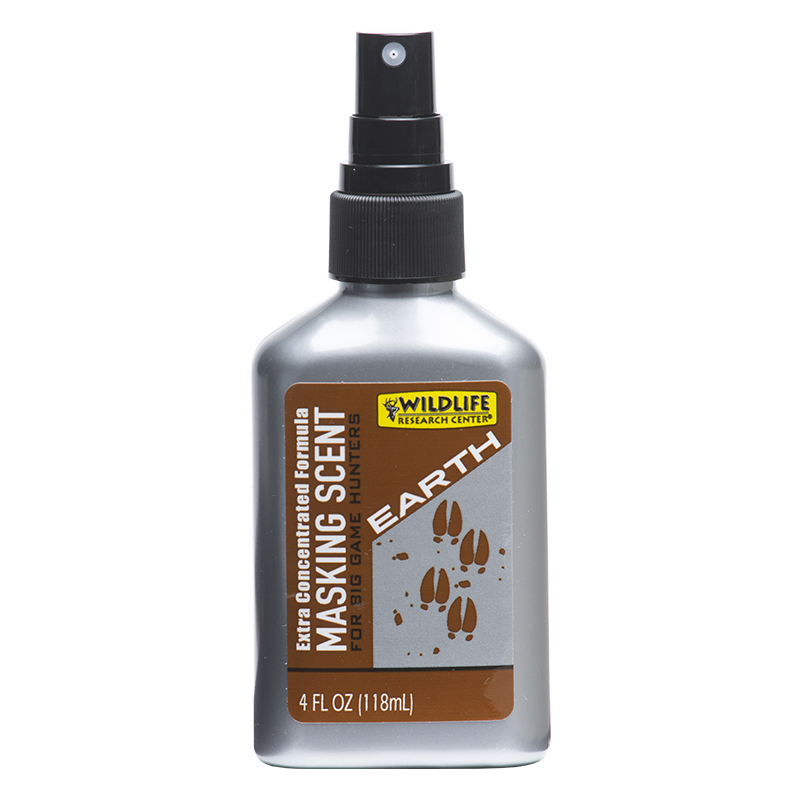 Wildlife Research Center Scent X-Tra Concentrated Earth 4oz Spray Bottle 5344