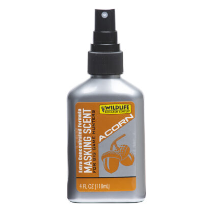 Wildlife Research Acorn MASKING SCENT - X-TRA CONCENTRATED