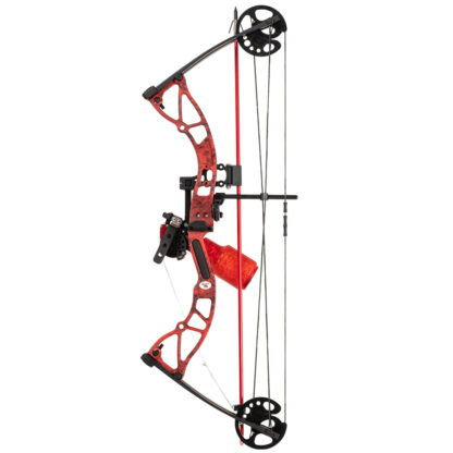 Cajun Bowfishing Shore Runner Compound Bow Kit A20CB202045R