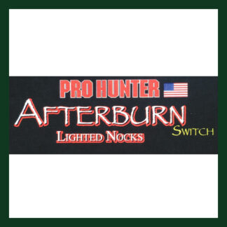 Afterburn Lighted Nocks
