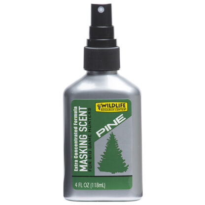 Wildlife Research Pine MASKING SCENT - X-TRA CONCENTRATED