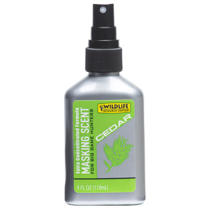 Wildlife Research Cedar MASKING SCENT - X-TRA CONCENTRATED