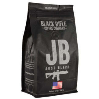 Black Rifle Coffee Just Black Ground 12oz