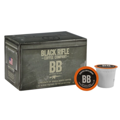 Black Rifle Coffee Beyond Black Rounds 12 Pack