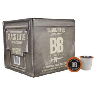 Black Rifle Coffee Beyond Black Rounds 50 Pack